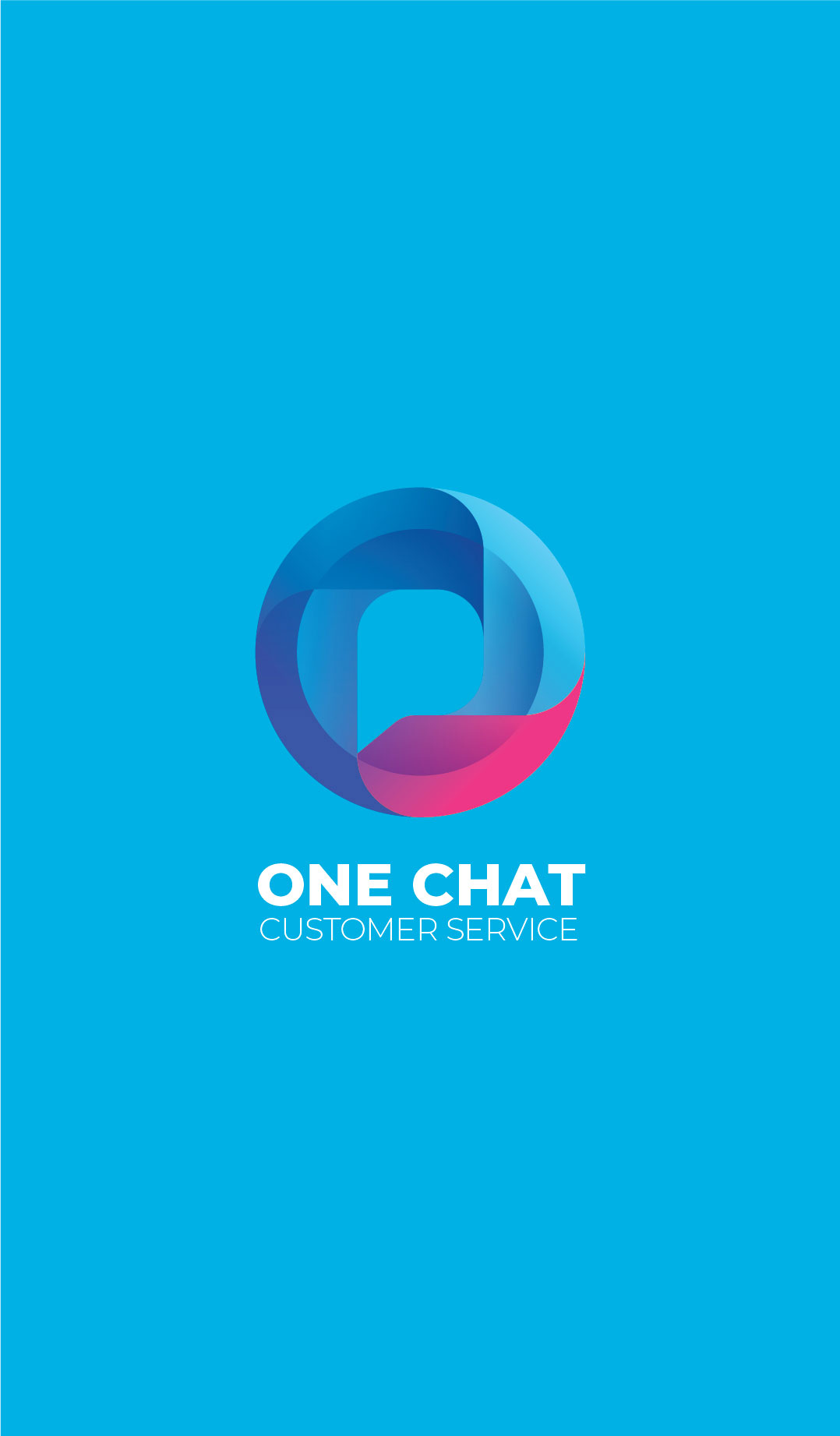 logo design service for One Chat