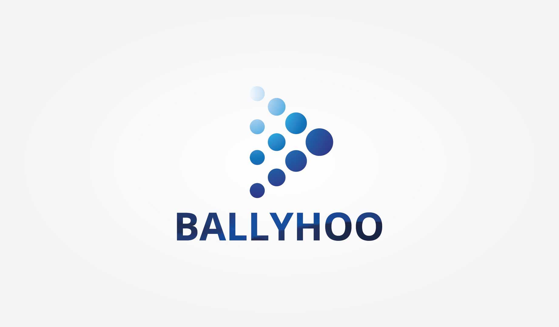 logo design service for Ballyhoo