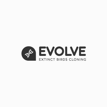 logo design service for Evolve