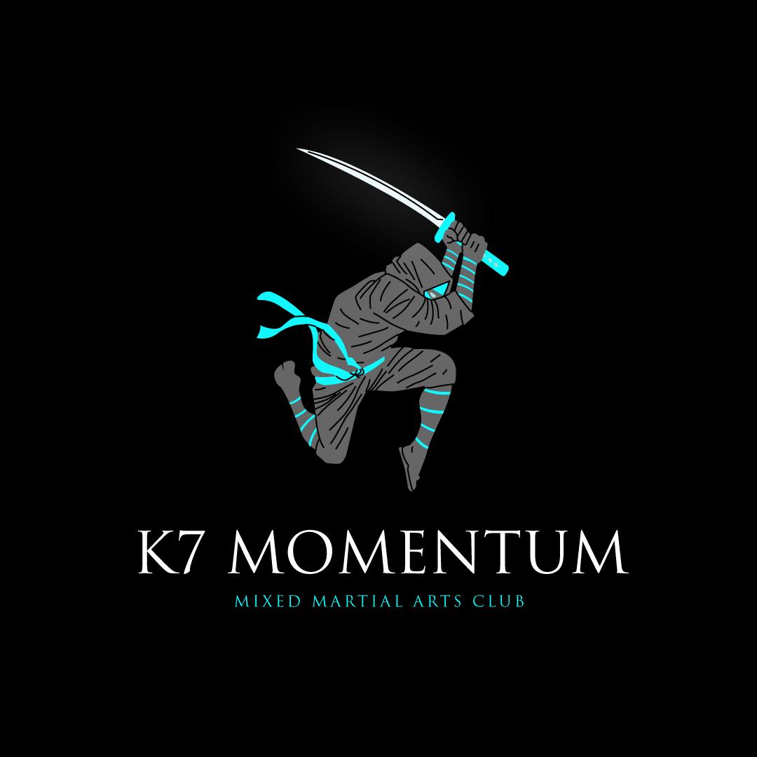 logo design service for K7 Momentum