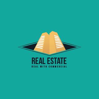 logo design service for Real Estate