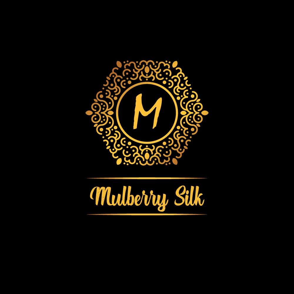 logo design service for Mulberry Silk