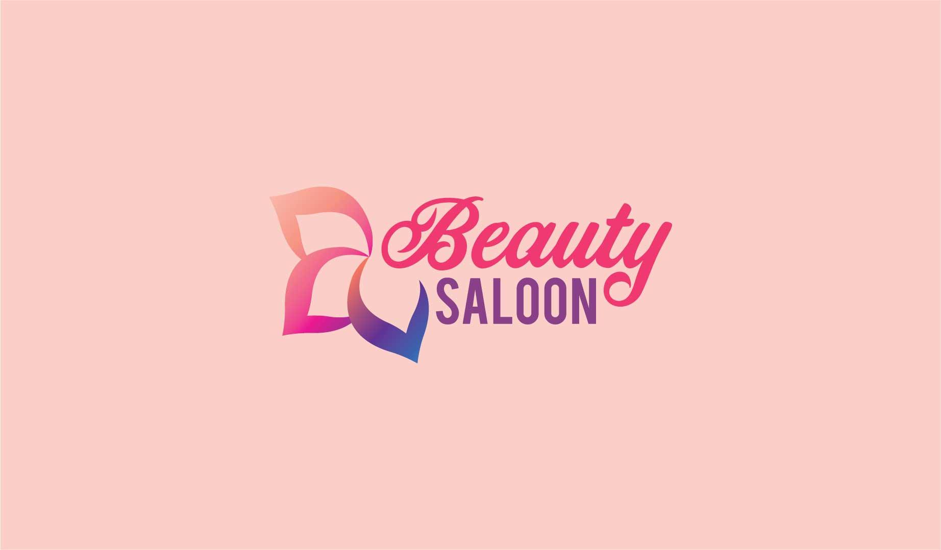 logo design service for Beauty Saloon
