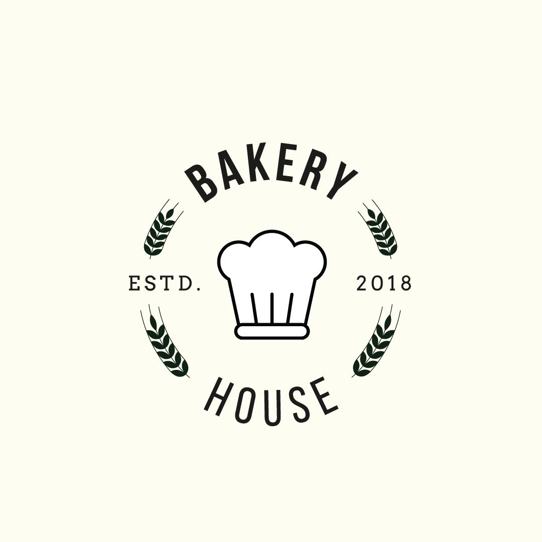 logo design service for Bakery House