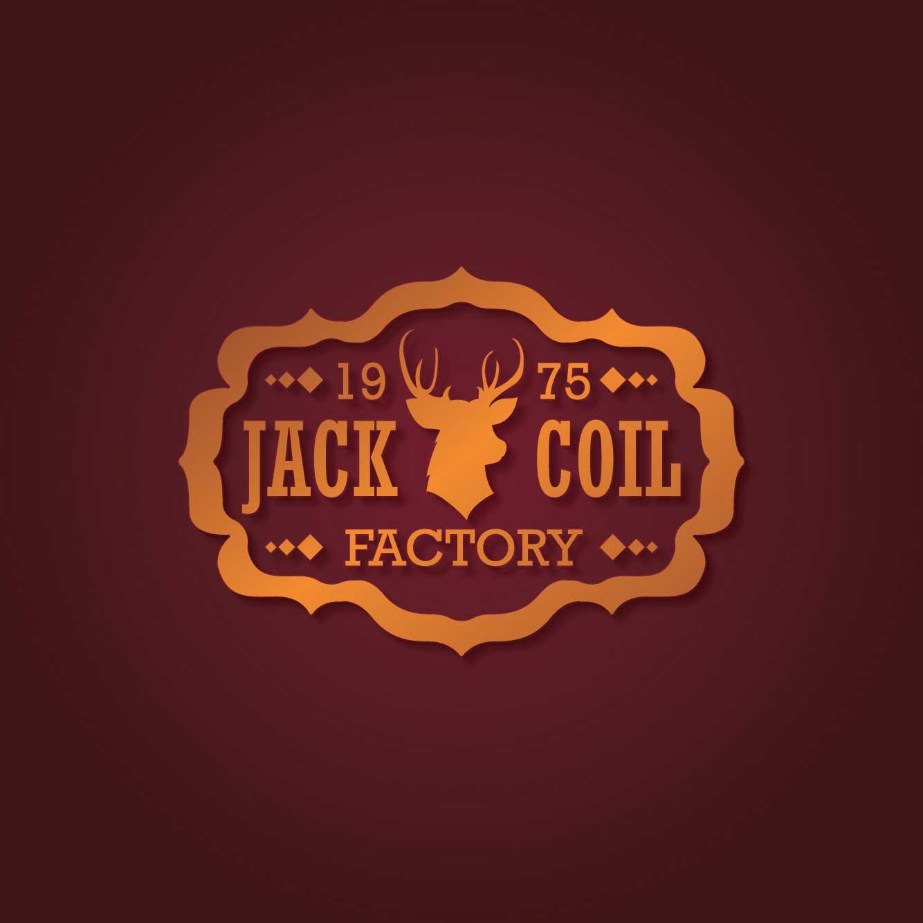logo design service for Jack Coil Factory
