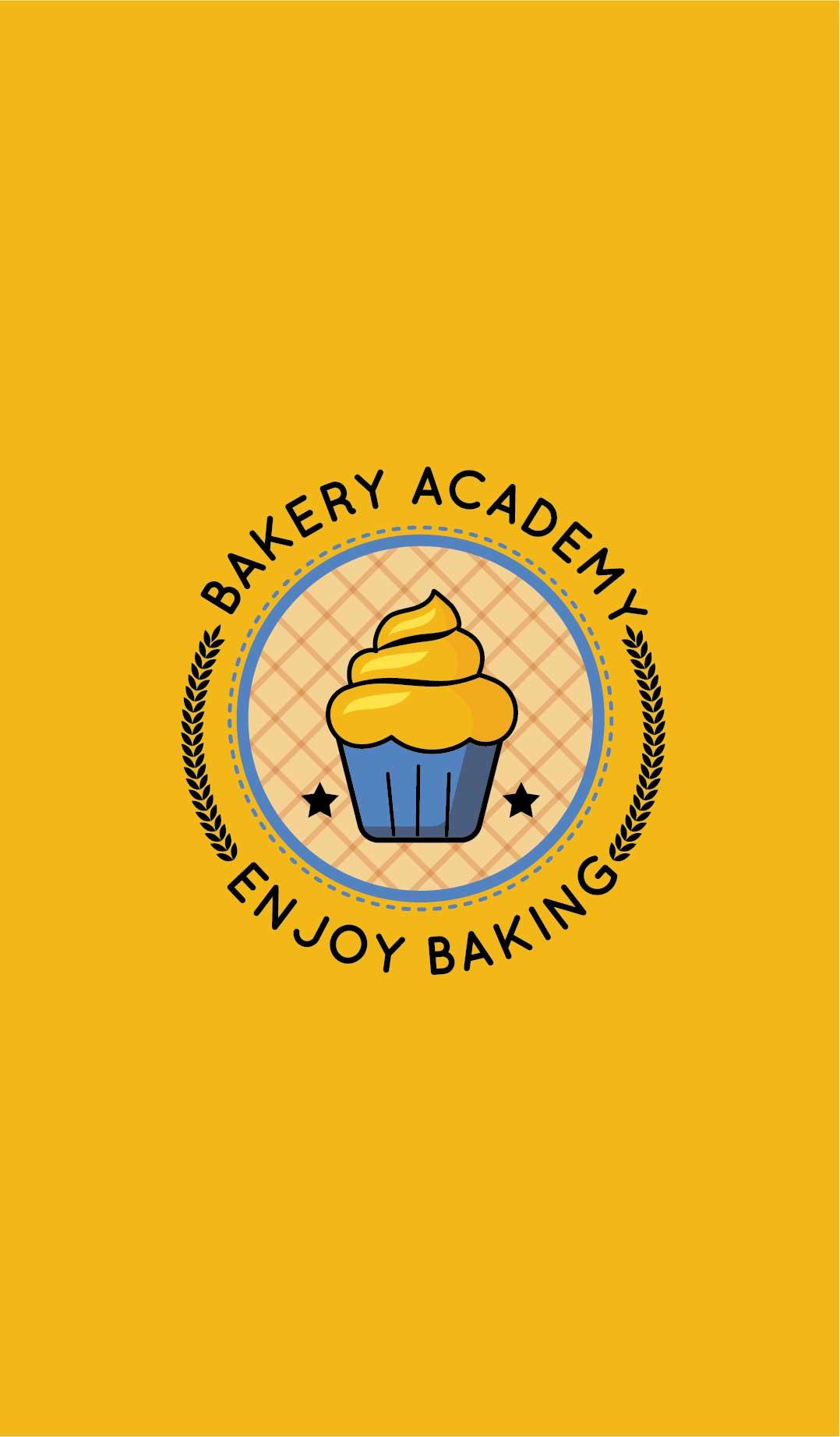 logo design service for Bakery Academy