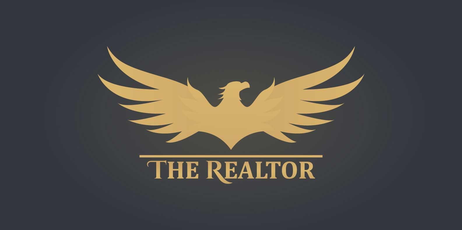 logo design service for The Realtor