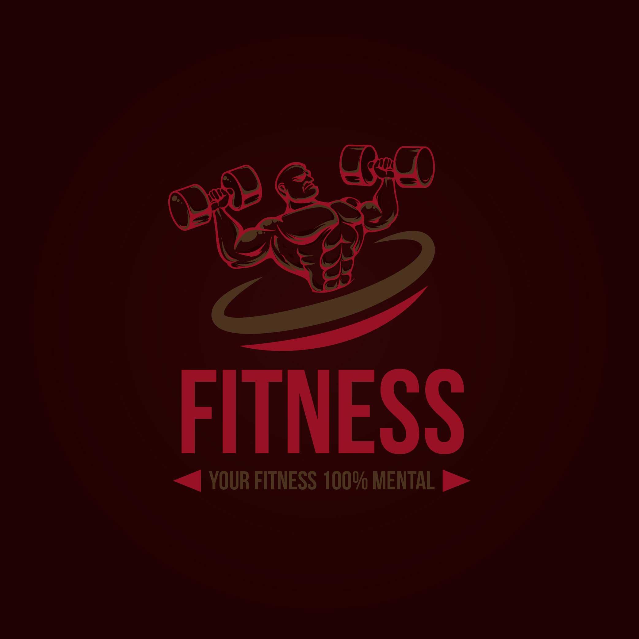 logo design service for Fitness